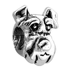 Pugster Cute Dog Head Beads Fit Pandora Chamilia Biagi Charm Bracelet Pugster. $9.99. Unthreaded European story bracelet design; Fit Pandora, Biagi, and Chamilia Charm Bead Bracelets; Free Jewerly Box; Money-back Satisfaction Guarantee; Pugster are adding new designs all the time