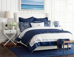 Beach Chic Bedroom Decor | Williams-Sonoma