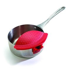 Chef's Planet Clip and Drain, Red