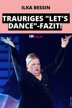 """Ilka Bessin hat im Gespräch mit Amira und Oliver Pocher offen über ihre """"Let's Dance""""-Zeit gesprochen ...  #ilkabessin #letsdance #tv #rtl #okmag"""
