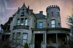 """""""The Castle"""" in Guthrie, Kentucky"""