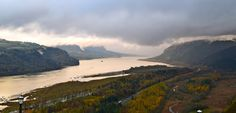 Fall in the Columbia River Gorge