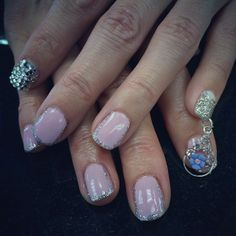Prom or wedding? Stand out with a manicure or #pedicure.  #aritumspa #nails #nailart #manicure