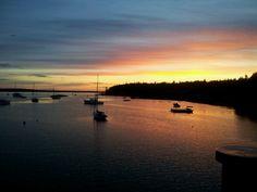 Brooklin, Maine. #brooklinboatyard