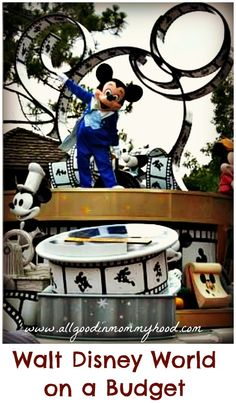 It's ALL Good in Mommyhood: Walt Disney World on a Budget