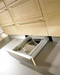 toe kick drawers