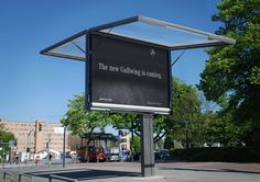 Mercedes-Benz: Gullwing Advertising Agency: Jung von Matt/Alster, Hamburg, Germany