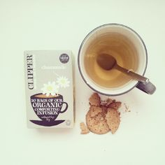 Clipper Teas Chamomile infusion