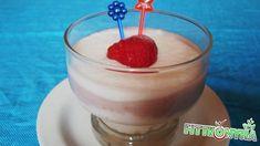 Túrós pohárkrém 1db Panna Cotta, Pudding, Ethnic Recipes, Food, Dulce De Leche, Eten, Puddings, Meals, Diet