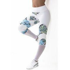 Women Printed Yoga Leggings-Leggings-DMC_Fashion_Stylist-DMC_Fashion_Stylist