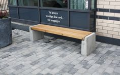 benk hage betong - Google-søk