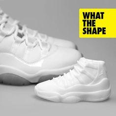 Sneaker Candle Air Jordan XI