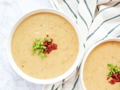30 Minute Dairy Free Potato Soup by The Whole Cook horizontal