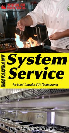 Restaurant Fire Suppression System Service Latrobe, PA (215) 641-0100 Local Pennsylvania Restaurants Discover the Complete Fire Protection Source.  We're Keystone Fire Protection.. Call us today!