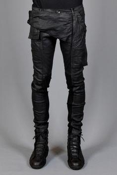 memphis trousers - RICK OWENS DRKSHDW - Layers London