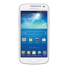 Samsung Galaxy S® 4 mini (U.S. Cellular), White