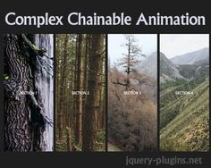 Cool Layout with Complex Chainable Animation #animation #layout #css #javascript #chainable #complex #animated #cool