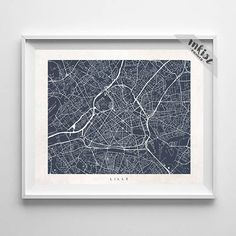 Lille Map, France Print, Lille Poster, French Art, Nursery Wall Decor, Bath Decor, Children Art, Children Room Prints, Christmas Gift, Wall Art. PRICES FROM $9.95. CLICK PHOTO FOR DETAILS. #inkistprints #map #streetmap #giftforher #homedecor #nursery #wallart #walldecor #poster #print #christmas #christmasgift #weddinggift #nurserydecor #mothersdaygift #fathersdaygift #babygift #valentinesdaygift #dorm #decor #livingroom #bedroom