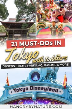 21 Places to Visit in Tokyo with a Toddler Travelling to Japan with kids, babies or toddlers? Japan Travel Guide, Tokyo Travel, Asia Travel, Travel Guides, Toddler Travel, Travel With Kids, Family Travel, Shibuya Tokyo, Tokyo City