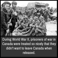 God bless Canada.