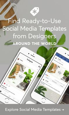 Explore more than 14,000 pre-designed social media templates to create stunning Instagram posts, Facebook cover photos, YouTube channel art, Pinterest graphics, and more. Brand your social media profiles cohesively with ready-to-use assets that fit your visual style.
