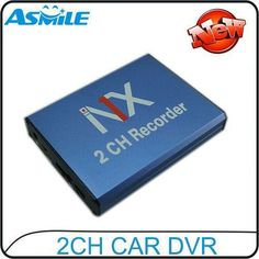 66.12$  Watch here - http://alio4u.worldwells.pw/go.php?t=32334802069 - 2015 hot sale 2ch car mobile dvr 66.12$