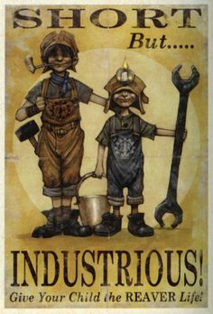 Short But... poster from Fable III.