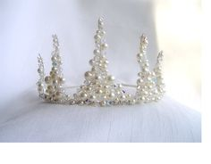 This would make an awesome mermaid tiara
