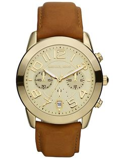 Michael Kors Mercer with gold detail, for her