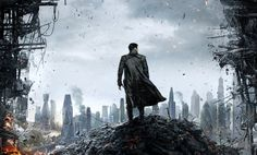 Benedict Cumberbatch appears on first Star Trek Into Darkness poster | Radio Times