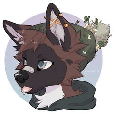 this is a very good piece of art. try to respect us instead of hating on furries Pet Anime, Anime Art, Cute Animal Drawings, Cute Drawings, Wolf Drawings, Arte Furry, Furry Oc, Furry Drawing, Anime Wolf Drawing