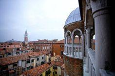 View from Scala Contarini del Bovolo, Venezia