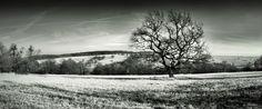The White Carpathians in black and white - The White Carpathians