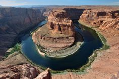 Horseshoe Bend, Arizona | 29 Surreal Places In America You Need To Visit Before You Die