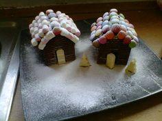 Chocolate Houses - The Supermums Craft Fair