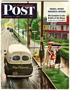 Saturday Evening Post, October, 1948