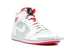 Nike Air Jordan 1 (I) Retro Hare Silver   White Free Shipping JjaWw 5ffd33d52