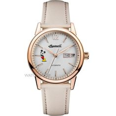 Ladies Ingersoll The New Haven Disney Limited Edition Automatic Watch ID01102