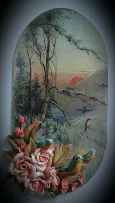 art by nilgün / cold porcelain / magnet