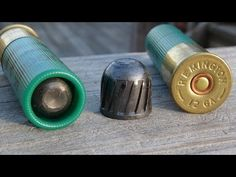 Testing the Remington Slugger, 12 gauge Magnum 1 oz Foster rifled slug (hollow base) in a ballistic gel format at a distance of 20 feet. Using SIM-TEST Ba. Shotgun Slug, Firearms, Shotguns, Shooting Bench, Reloading Ammo, Ruger 10/22, Hunting Guns, Weapons Guns, Outdoor Survival