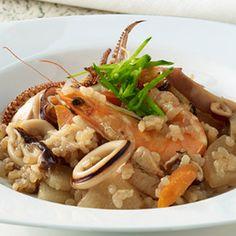 Japanische Konjak-Paella