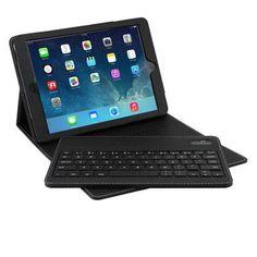 iPad Air BT Keyboard Portfolio - Solidtek - KB-X3001B-AIR