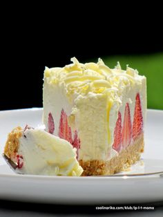 Torta s jagodama koja se ne pece by zocacro � Coolinarika