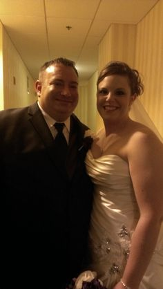 Kelcie and Cory were married at Sheraton Downtown St. Louis on may 17, 2014
