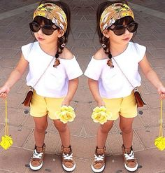 Kids style - SO darling!