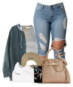 """""""Untitled #485"""" by princess-miyah ❤ liked on Polyvore featuring Elizabeth and James, adidas Originals and Steve Madden"""