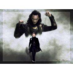 Crimson Peak and Loki  • I need this movie now! (http://instagram.com/p/nE8DpYjcQZ/#)