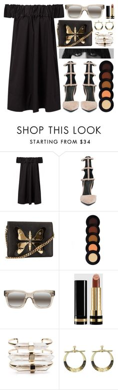 """""""No.399"""" by good-as-gold ❤ liked on Polyvore featuring Kendall + Kylie, Gucci, Linda Farrow and Alexis Bittar"""