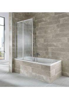 Eckdusche »Trento Black«, variabel verstellbar 80 - 90 cm, Duschkabine online kaufen | OTTO Alcove, Alcove Bathtub, Bathroom, Yourhome, Bathtub