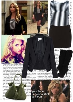 """""""Hanna Marin Style"""" by natalieskywalker333 ❤ liked on Polyvore"""